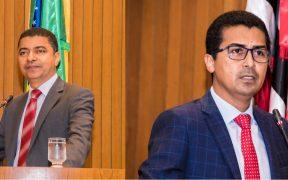 """Marco Aurélio e Bira chamam de """"fakenews"""" representação contra governador"""
