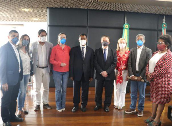 Deputados fazem diligências em Porto Alegre para acompanhar investigação do assassinato de João Alberto no Carrefour