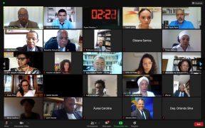 Comissão de Juristas contra o racismo: Bira defende constituição antirracista para o Brasil