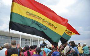 Bira questiona Ministro sobre tentativas de expulsão dos quilombolas de Alcântara